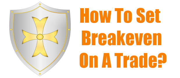 how to set breakeven