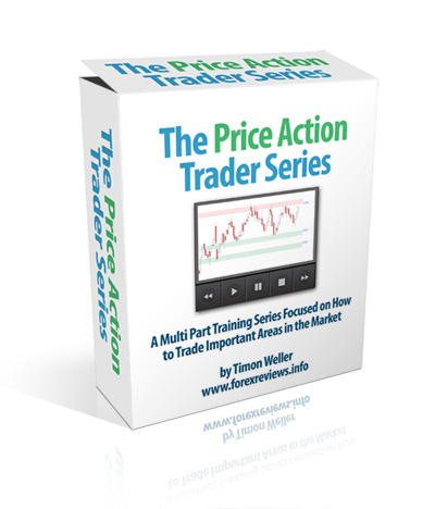 the price action trader series box