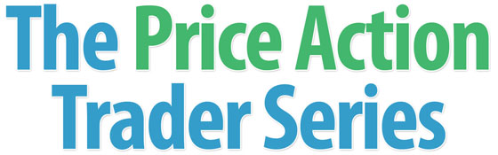 the price action trader series title